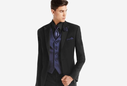 Wedding Tuxedos Suits For Men Groom