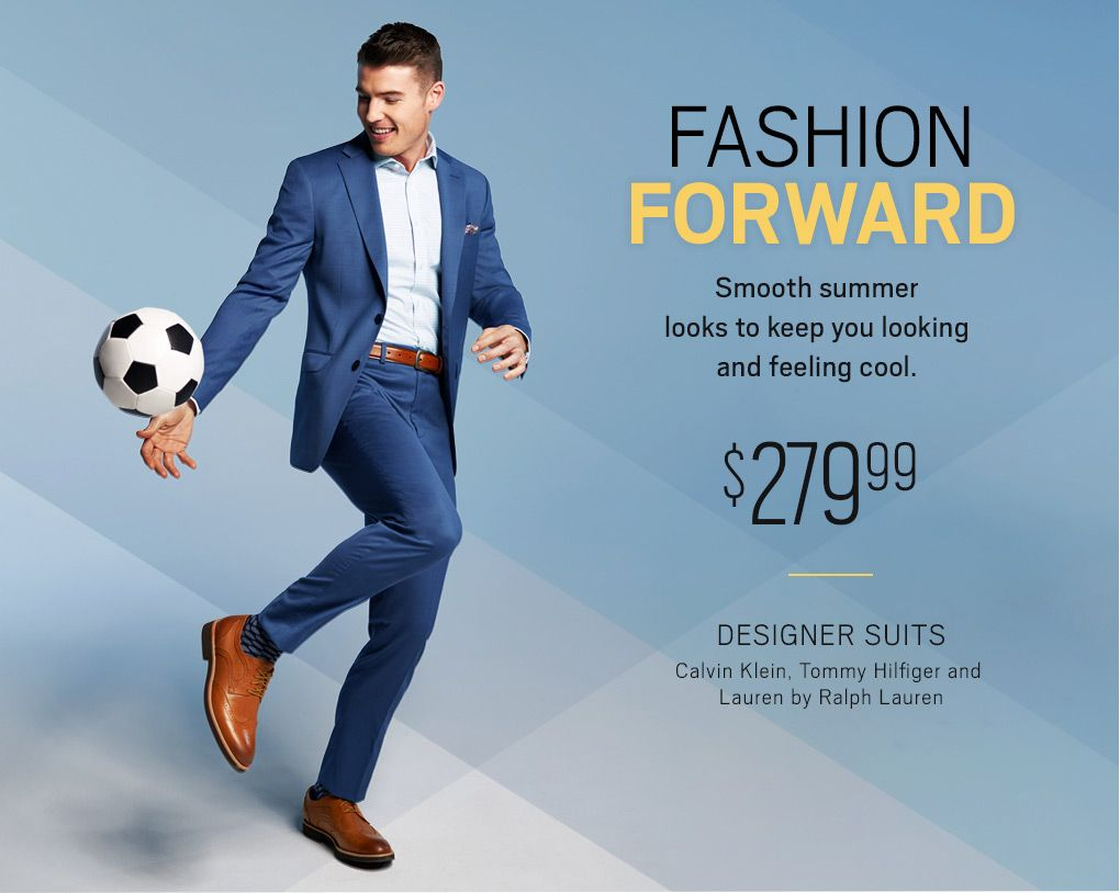 071fa6e860f523 Fashion Forward. Smooth summer looks to keep you looking and feeling cool.   279.99 Designer