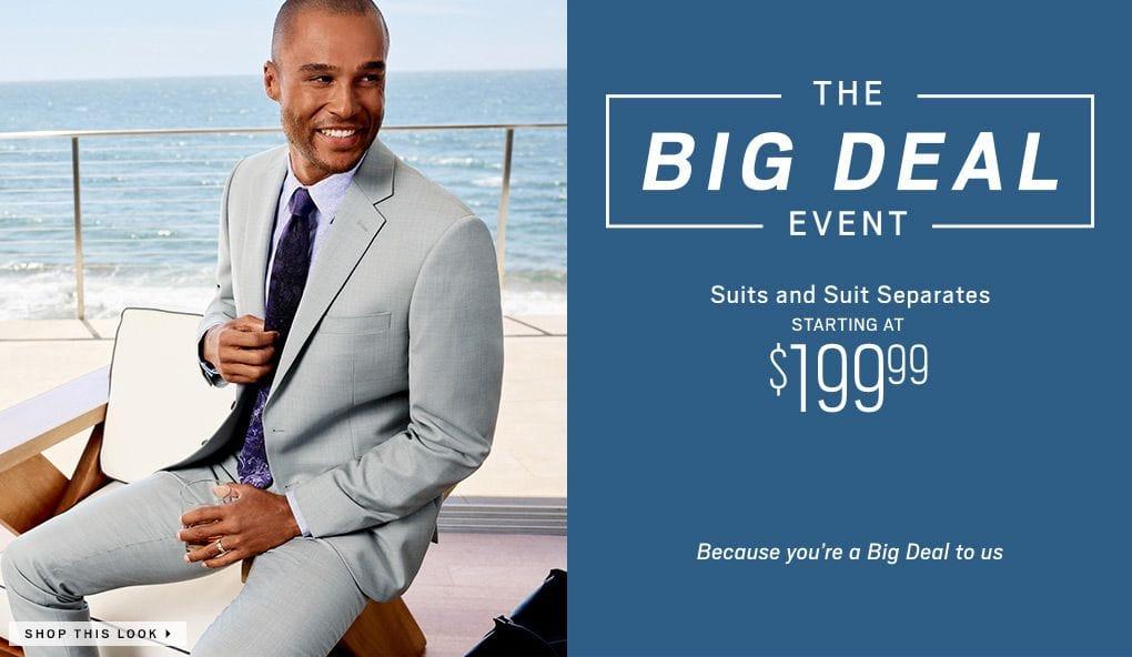 d025e291358 The Big Deal Event Dress Shirts 3  99.99 Big and Tall Dress Shirts 3