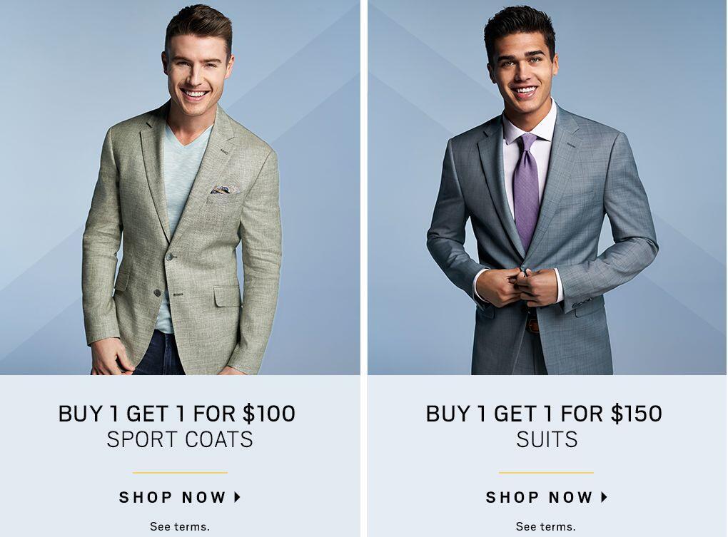 c5259cd1 Shop Men's Clothing - Mens Suits, Dress Shirts & Sportcoats | Men's ...