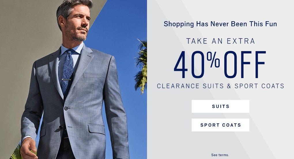 ff0f46e7ad813 Shop Men's Clothing - Mens Suits, Dress Shirts & Sportcoats | Men's ...