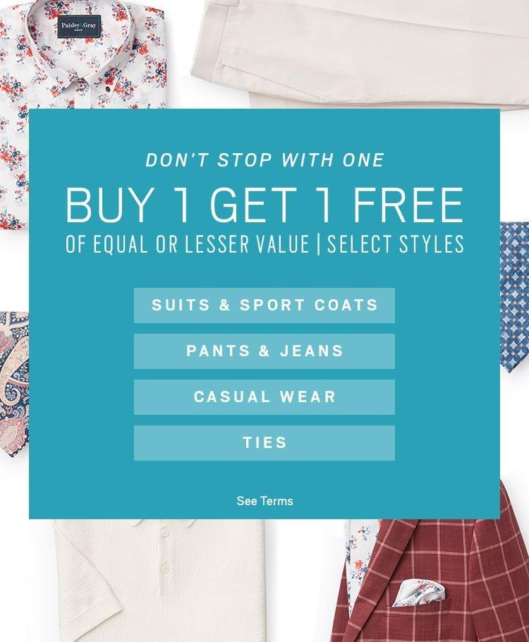 f05345f153de9 Shop Men's Clothing - Mens Suits, Dress Shirts & Sportcoats   Men's ...