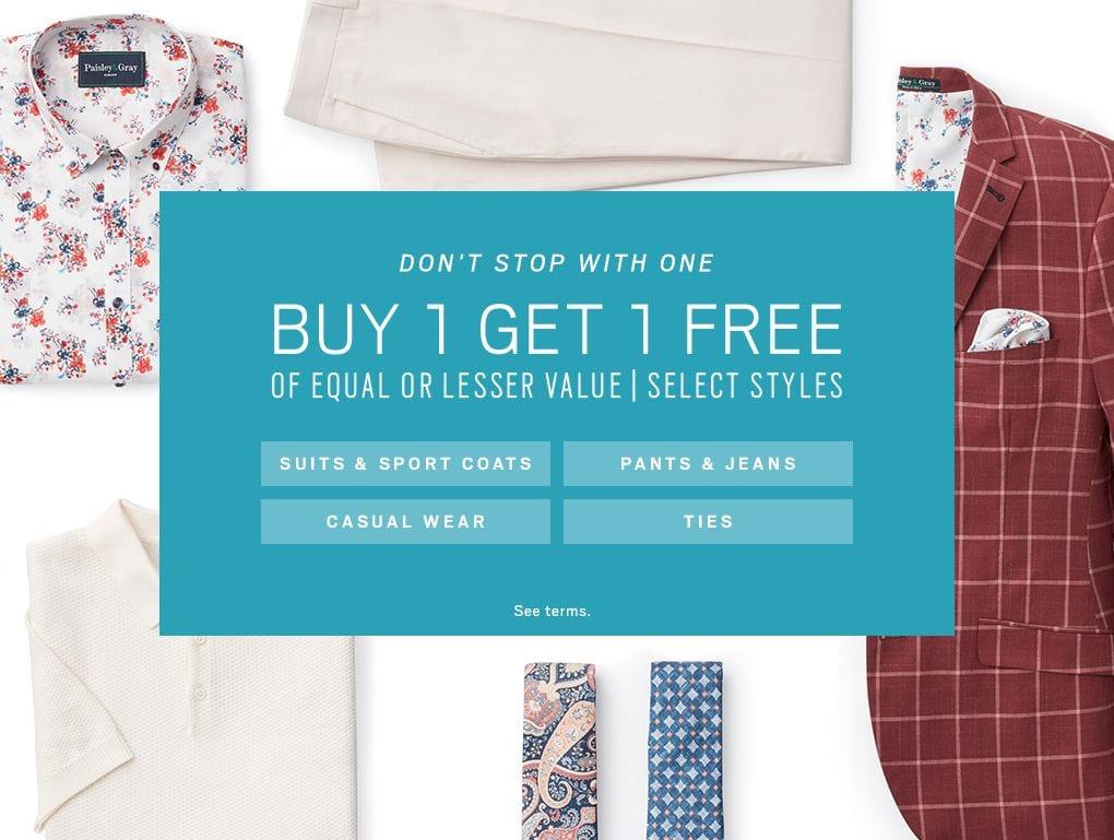 0801fb0487fa4 Shop Men's Clothing - Mens Suits, Dress Shirts & Sportcoats | Men's ...