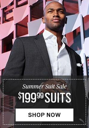 Men's Suits - Top Suit Shop Online   Men's Wearhouse