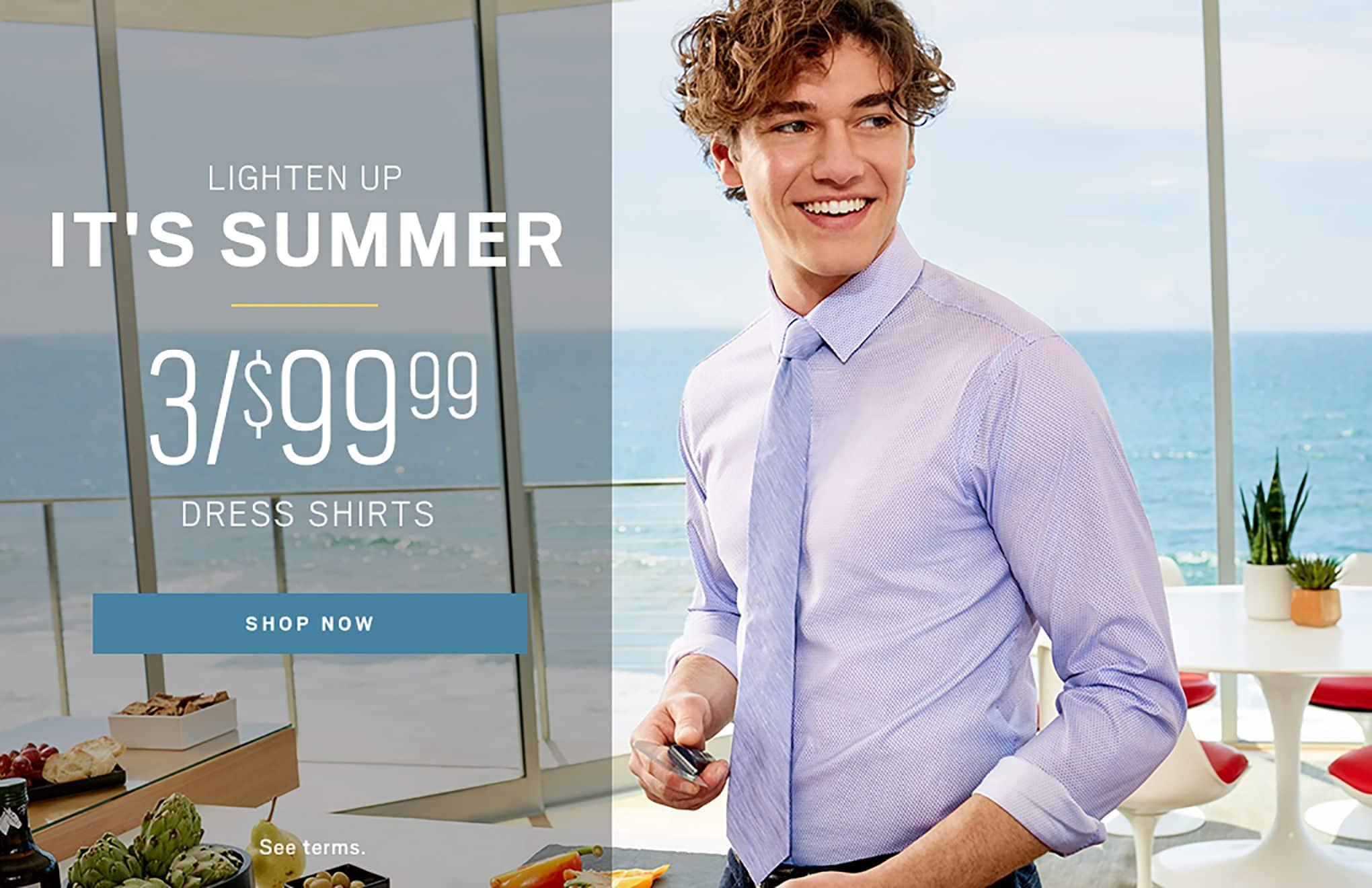 e31d99ee Shop Men's Clothing - Mens Suits, Dress Shirts & Sportcoats | Men's ...
