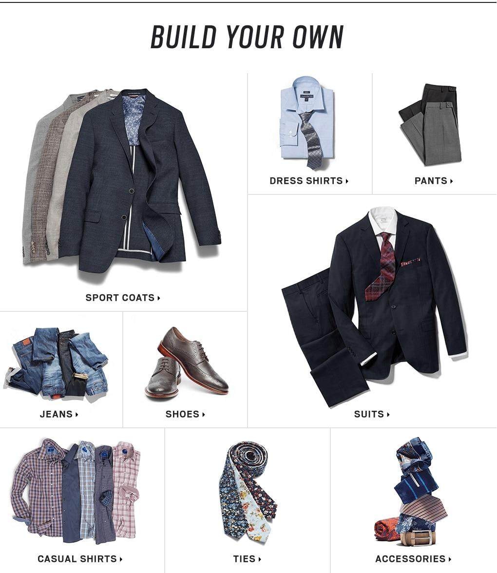 Men S Clothing Store Shop Suits Amp Men S Clothes Men S