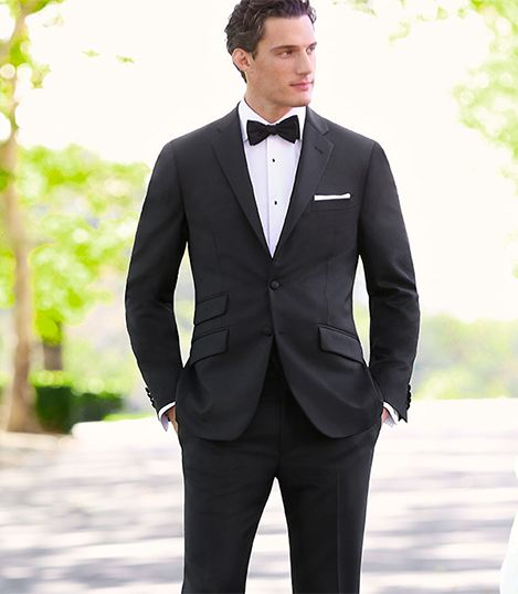Tuxedos are typically due back the day after an event, and Men's Wearhouse charges a $20 fee for each late day. Individuals need to pay a $20 deposit at the time of a fitting, and there is a group fee of $40 when you book a wedding party. A non-refundable $8 damage fee is .