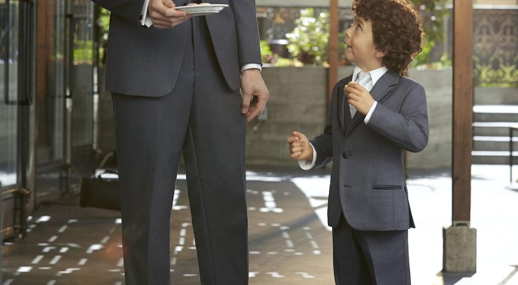 Kids Tuxedos & Boy\'s Suits for Rent | Men\'s Wearhouse