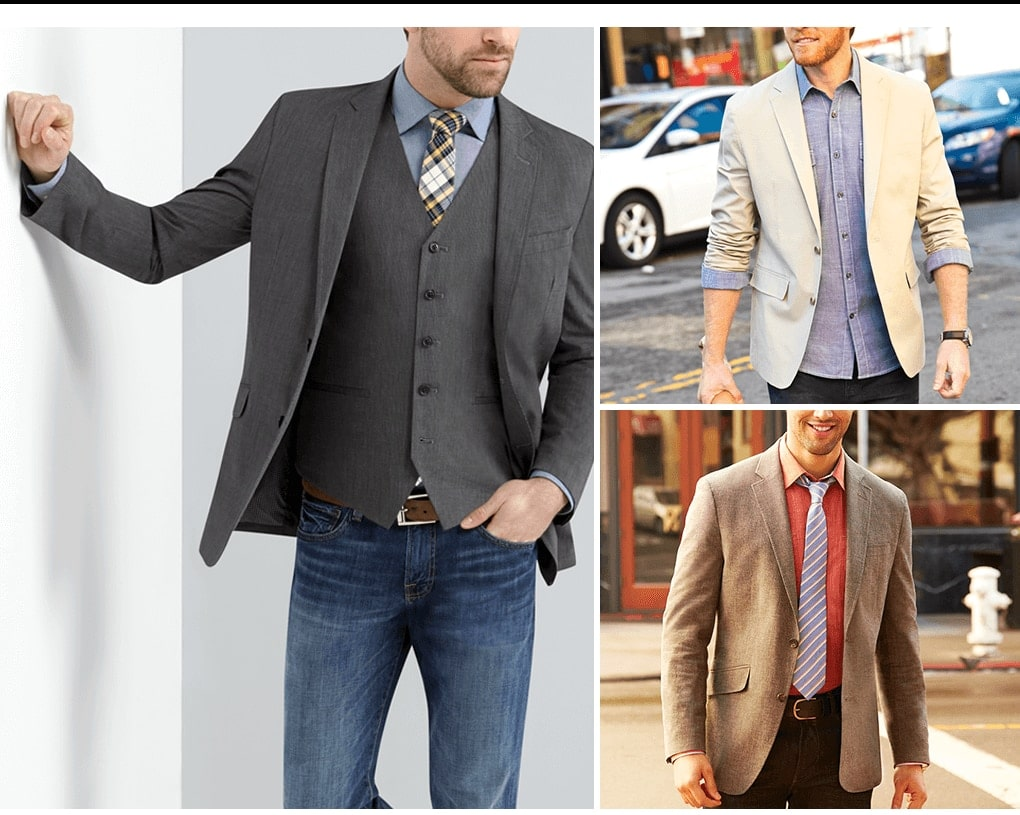 Versatility of the Casual Jacket | Versatile Suit | Men's Wearhouse