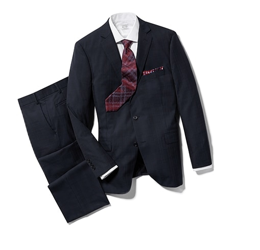 Big and Tall Men's Clothing - Big and Tall Suits, Dress ...