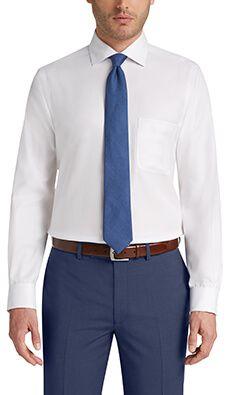 Dress Shirt Fit Guide - Shirts | Men's Wearhouse