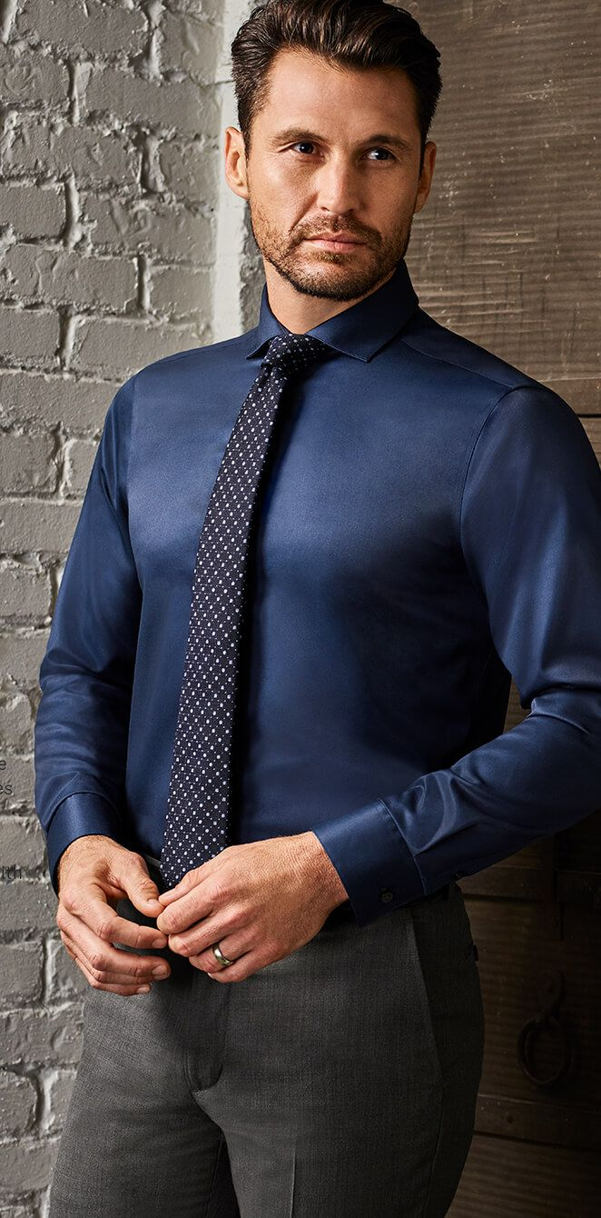beautiful and charming low price sale official site Dress Shirt Fit Guide - Shirts | Men's Wearhouse
