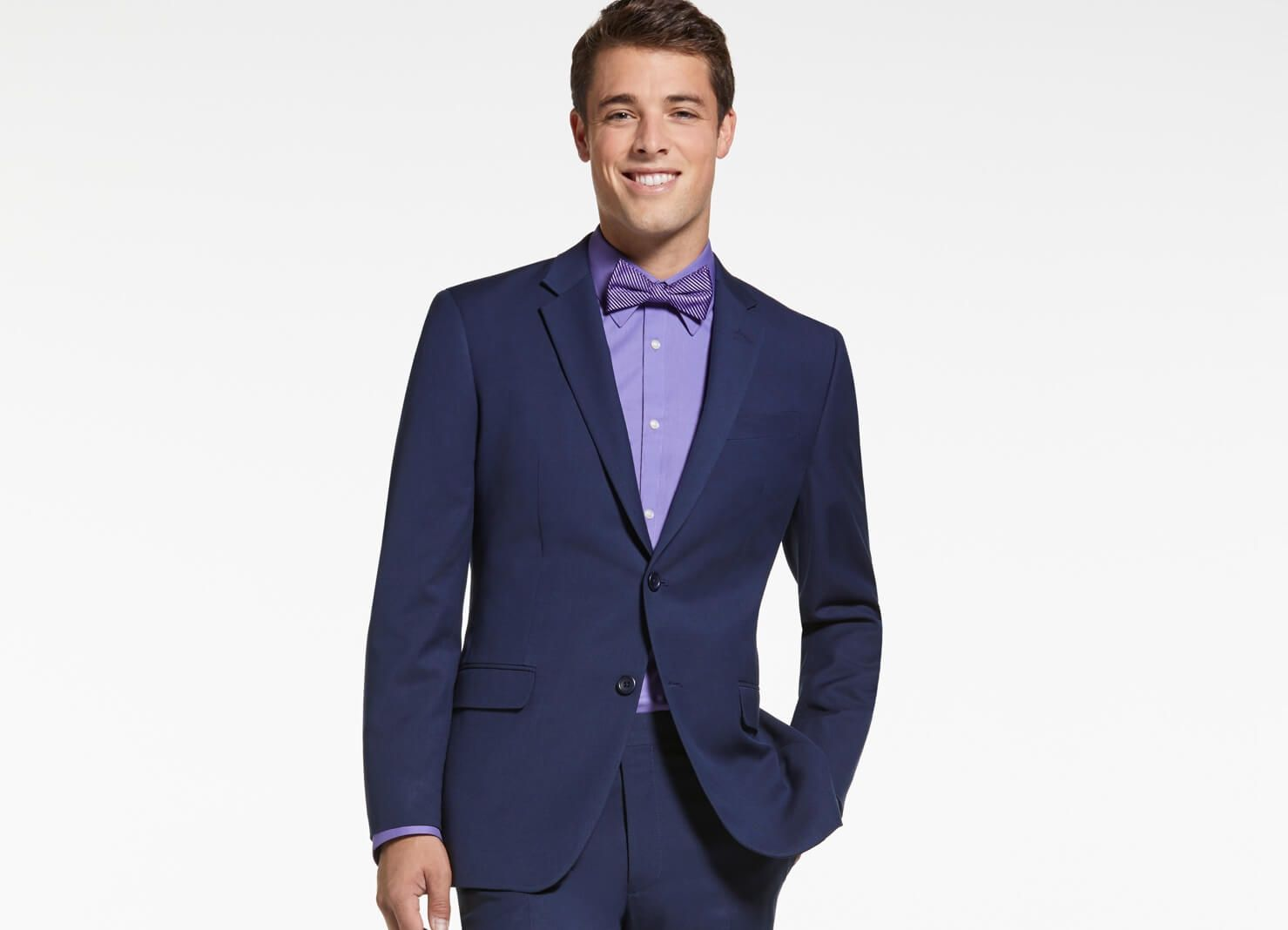 Prom Tuxedos & Suits for Rent | Men\'s Wearhouse