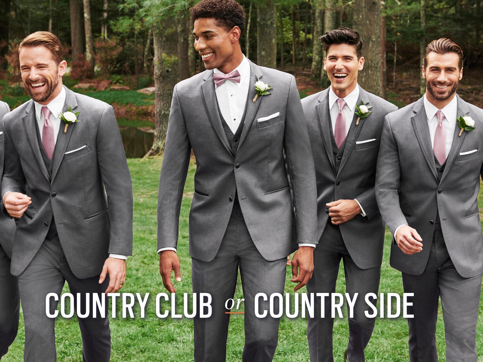 76984c40af78 Wedding Tuxedos, Wedding Suits for Men & Groom | Men's Wearhouse