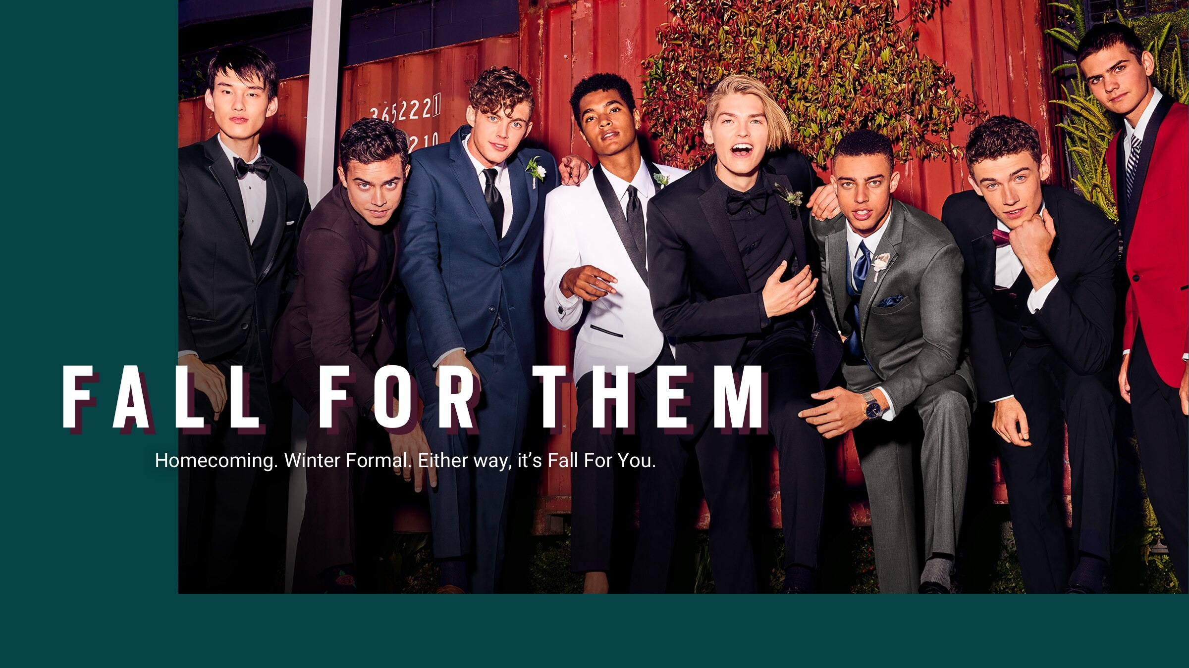 ba1e3fbee74ae Prom Tuxedos & Suits for Rent | Men's Wearhouse