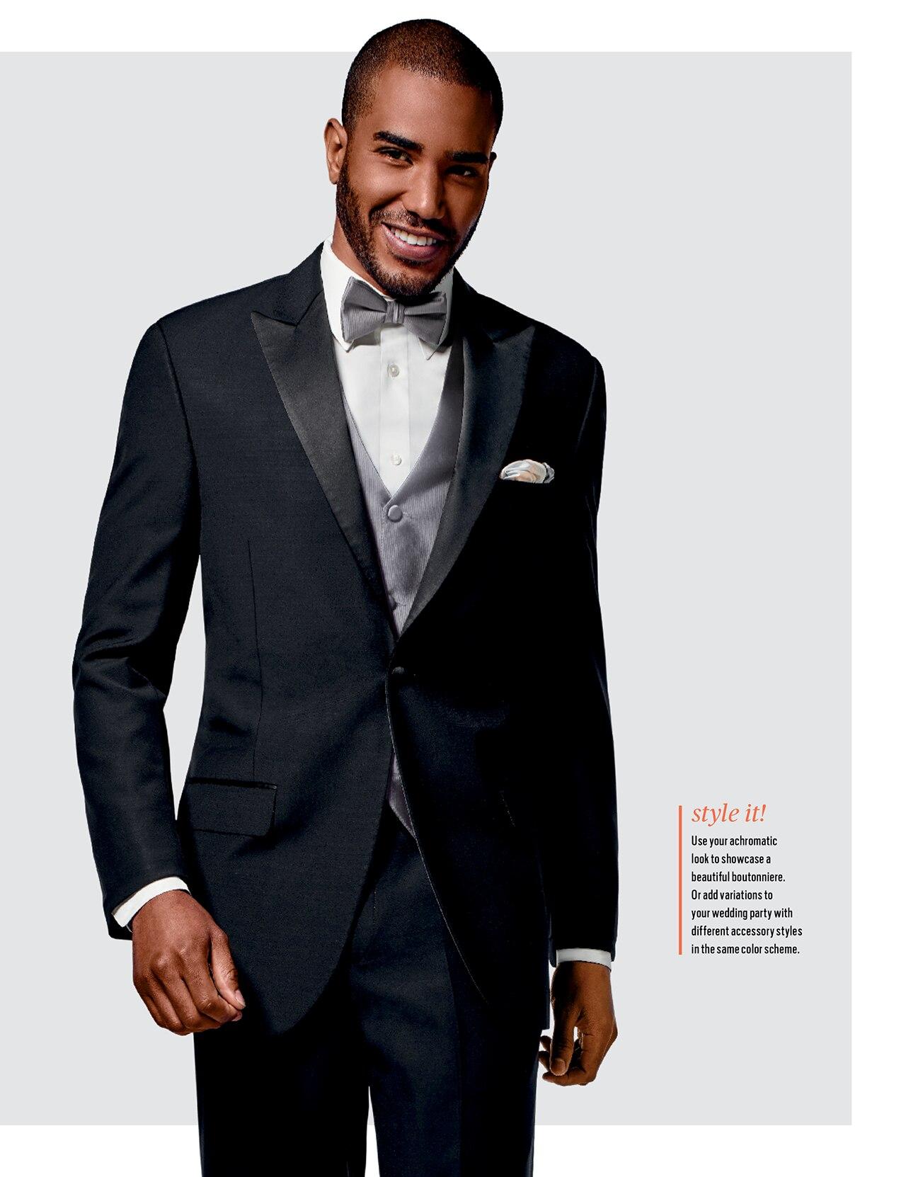 52280715bc Wedding Tuxedo Color Schemes Guide | Tuxedo Rental Men's Wearhouse ...