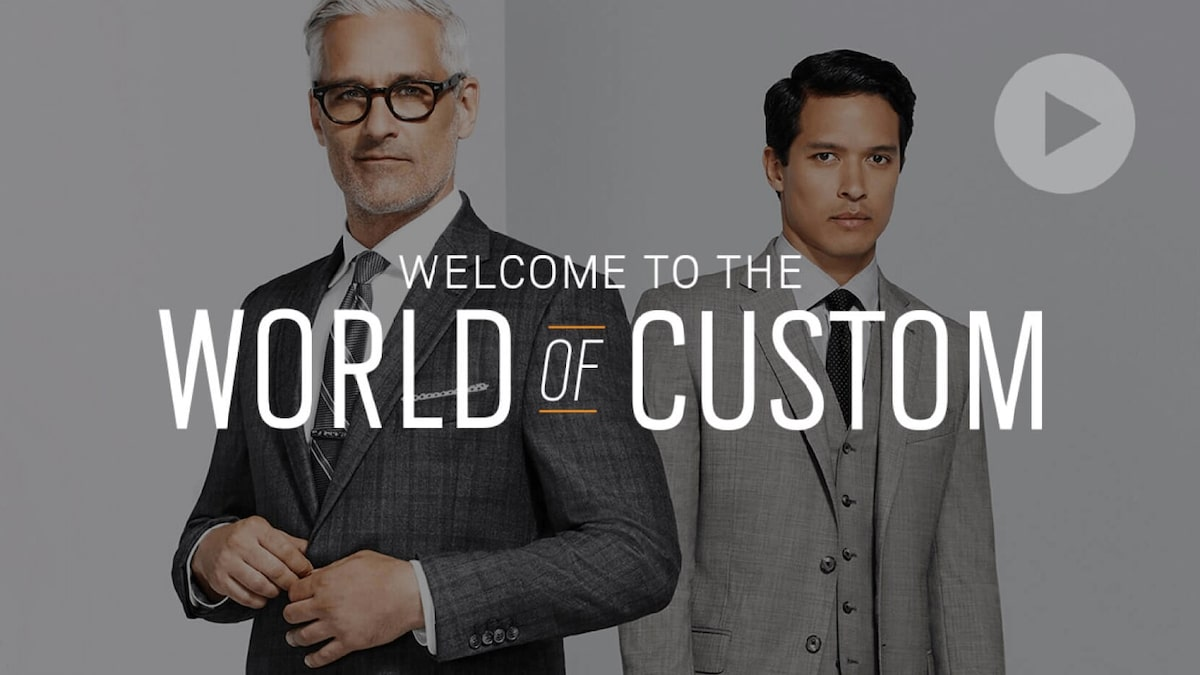 Custom Suits Dress Shirts Sportcoats Tailor Made For You Mens
