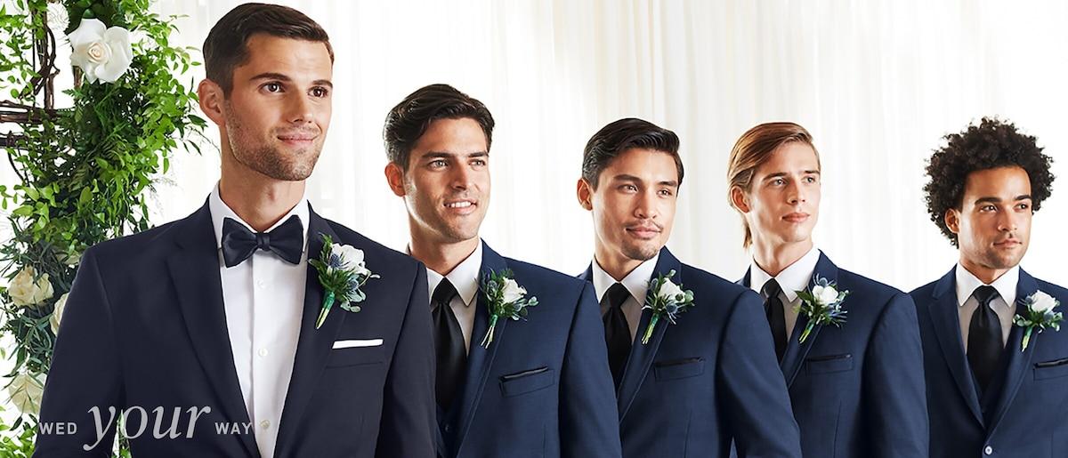Wedding Tux Rental Cost | Tuxedo Rental Men S Tuxedos For Rent Men S Wearhouse