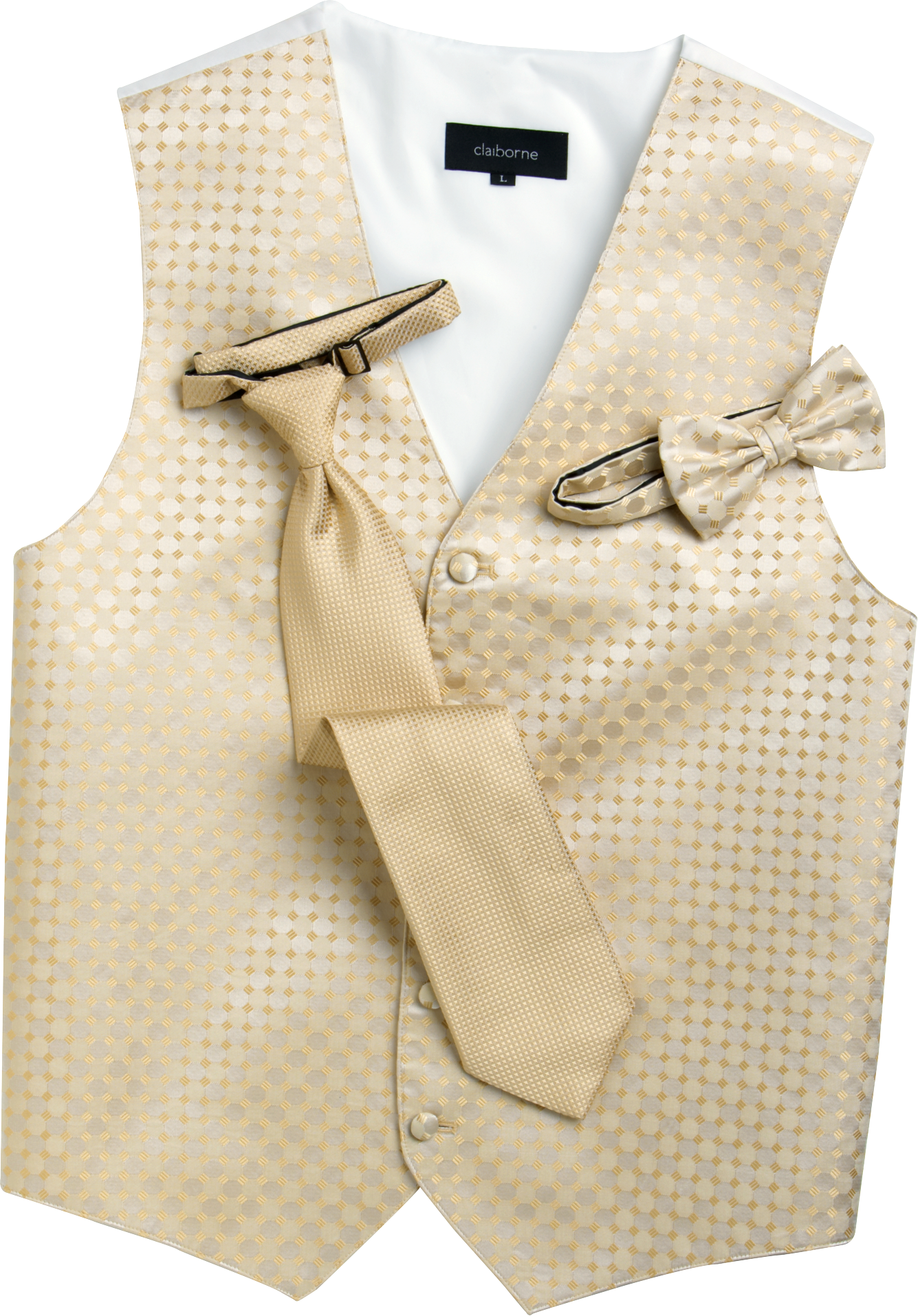 Bellagio Honey Gold Vest Tux & Suit Rentals | Men's Wearhouse