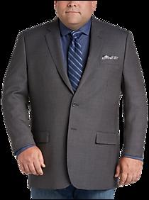 Gray Wool Sport Coat | Men's Wearhouse