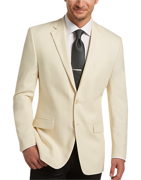 3fa82d3aa79a Lauren by Ralph Lauren Ivory White Sport Coat - Men s Sport Coats ...
