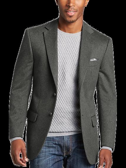 Mens Gray Sport Coat | Mens Wearhouse