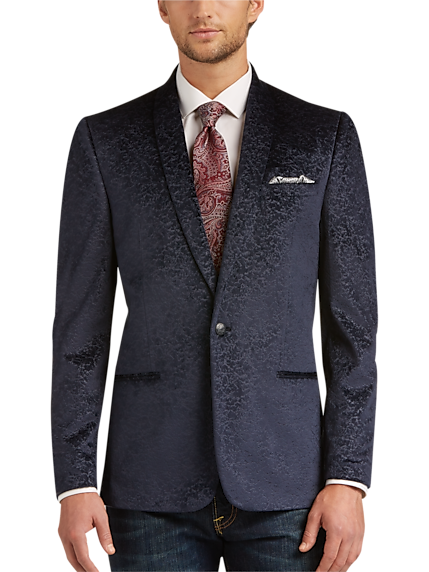 Mens Velvet Sport Coat | Men's Wearhouse