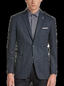 d403e8d84 Mens Clearance - Ben Sherman Plectrum Navy Extreme Slim Fit Sport Coat -  Men's Wearhouse