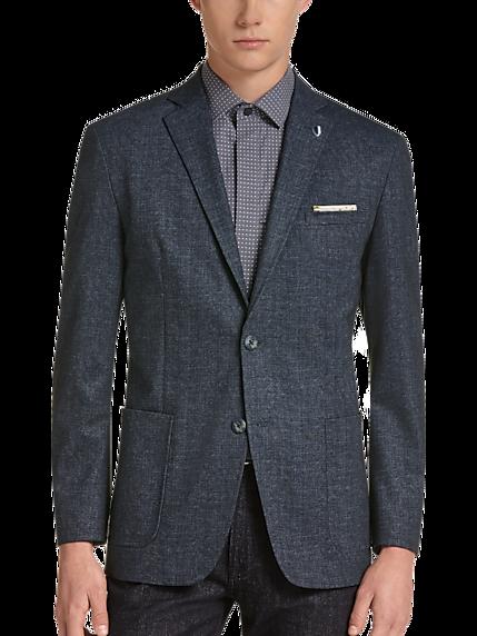 Ben Sherman Plectrum Navy Extreme Slim Fit Sport Coat