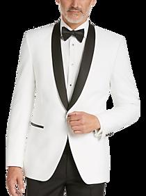 Mens Tuxedos Formalwear Egara White Slim Fit Dinner Jacket Men S Wearhouse