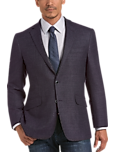 Joseph Abboud Plum Tic Modern Fit Sport Coat (various colors)