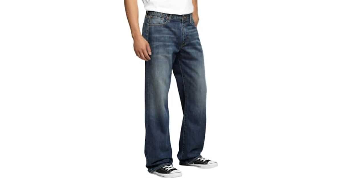 Lucky Brand 181 Medium Wash Relaxed Fit Jeans Mens Relaxed Fit