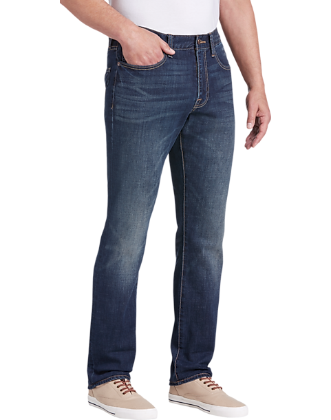convenience goods Clearance sale outlet Lucky Brand 410, Cowell Ranch Wash Athletic Fit Jeans