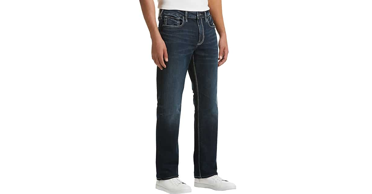 e1cf18bf Shop online & buy Silver Jeans Co. men's clothing brand | Men's Wearhouse