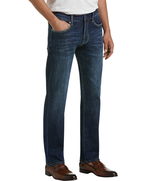 competitive price shop best sellers choose clearance Joseph Abboud Gulfstream Fairview Dark Wash Athletic Fit Jeans