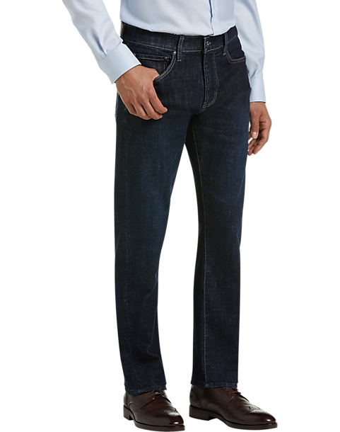 official photos website for discount casual shoes Joseph Abboud Fairview Dark Wash Athletic Fit Jeans