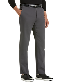a4d0b761e Mens Buy 1 Get 1 Free Pants, Pants - Tommy Hilfiger Gray Modern Fit Pants