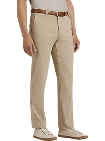 23c92528b Mens Buy 1 Get 1 Free Pants, Pants - Tommy Hilfiger Tan Modern Fit Pants
