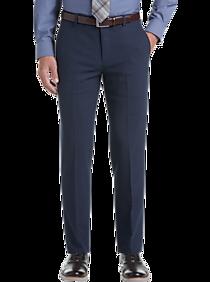 Awearness Kenneth Cole AWEAR-TECH Blue Slim Fit Pants