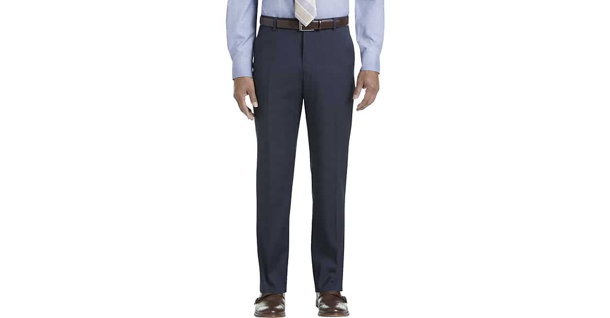 Gray Mens Solid Suspenders for pants trousers Made in the USA