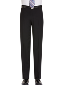 JOE Joseph Abboud Black Modern Fit Slacks