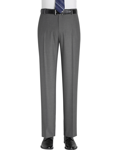 807dbfc7c Joseph & Feiss Gray Classic Fit Slacks - Men's Pants | Men's Wearhouse