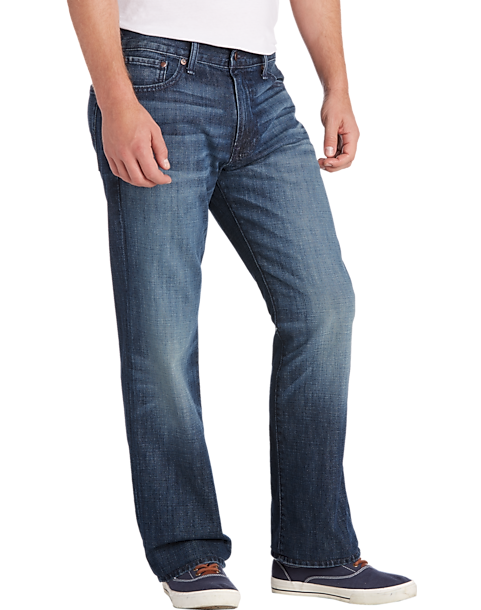 Lucky Brand Wash Straight Fit Jeans