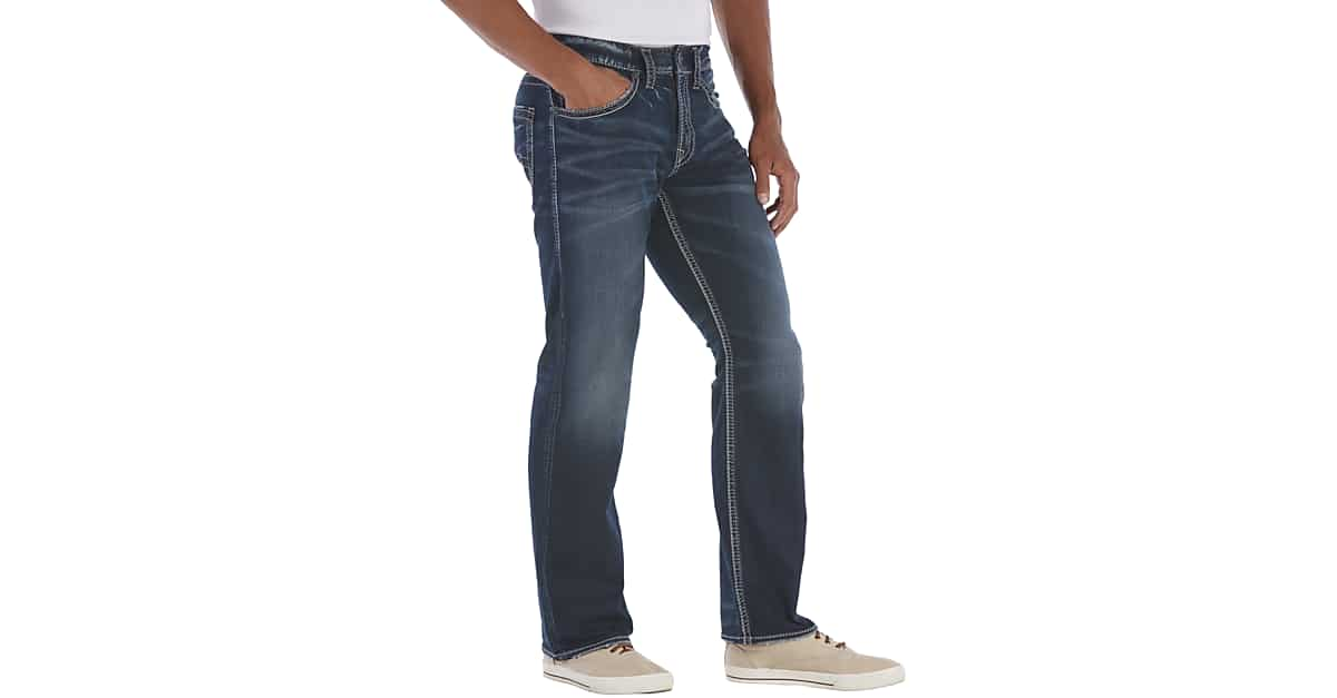 59ff5ccafbf1ba Men's Jeans, Designer Jeans for Men, Classic, Relaxed | Men's Wearhouse