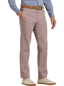 29f37853 Mens Home - Joseph Abboud Grape Slim Fit Chino - Men's Wearhouse
