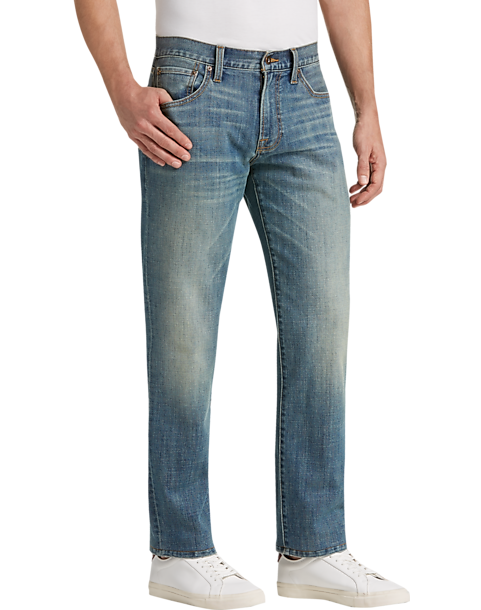 Lucky Brand Men's 181 Grand Prairie Relaxed Fit Jeans