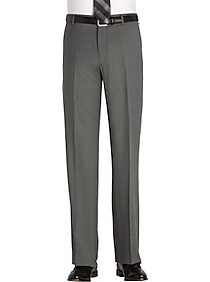 3-Pk. Awearness Kenneth Cole Gray Dress Pants