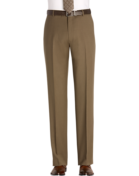 26f82643f0 Awearness Kenneth Cole Taupe Dress Pants - Men s Pants
