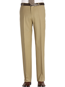 Awearness Kenneth Cole Tan Modern Fit Pants