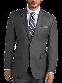 abed3fcc03e734 Mens Suits - Lauren by Ralph Lauren Gray Sharkskin Classic Fit Suit - Men's  Wearhouse